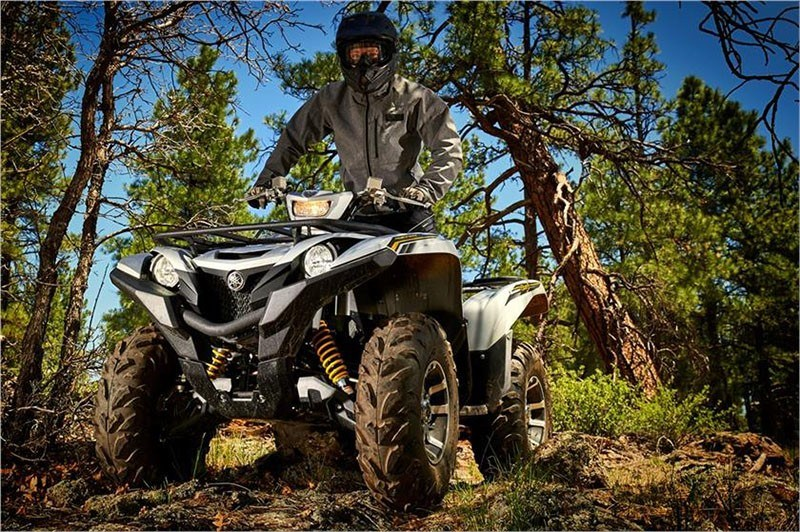 2017 Yamaha Grizzly EPS SE in Geneva, Ohio