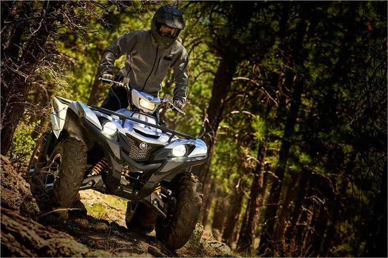 2017 Yamaha Grizzly EPS SE in State College, Pennsylvania