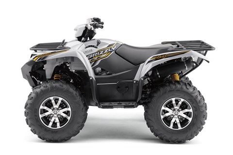 2017 Yamaha Grizzly EPS SE in Fontana, California