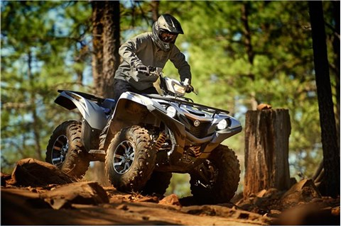 2017 Yamaha Grizzly EPS SE in Missoula, Montana