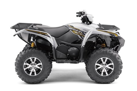 2017 Yamaha Grizzly EPS SE in Danbury, Connecticut