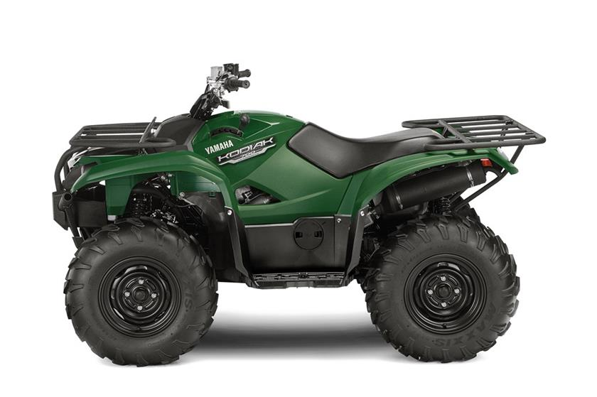 2017 Yamaha Kodiak 700 in Appleton, Wisconsin