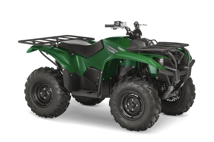 2017 Yamaha Kodiak 700 in Marietta, Ohio