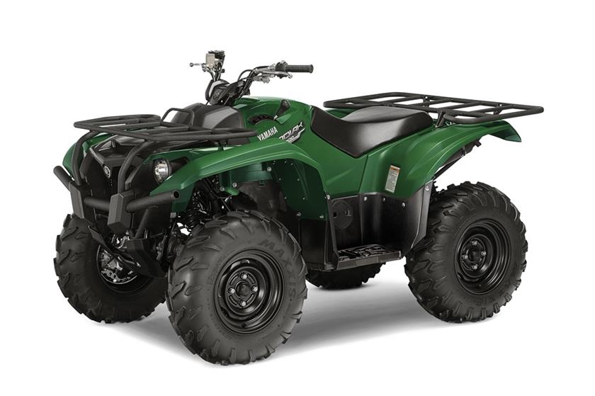 2017 Yamaha Kodiak 700 in Tamworth, New Hampshire