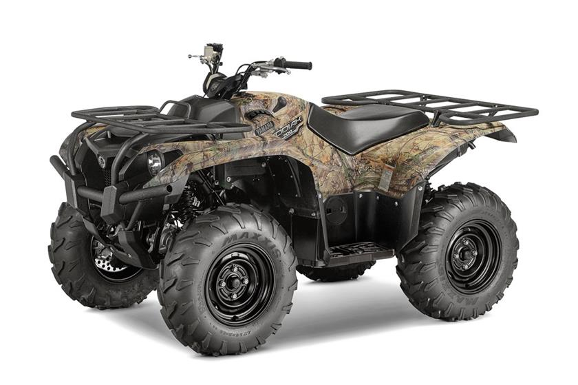2017 Yamaha Kodiak 700 in Lowell, North Carolina