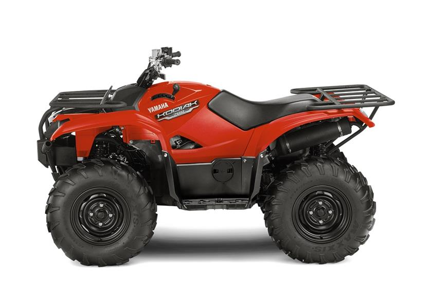 2017 Yamaha Kodiak 700 in Hendersonville, North Carolina