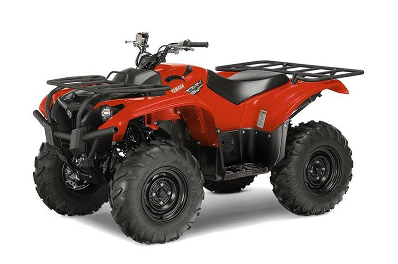 2017 Yamaha Kodiak 700 in Coloma, Michigan