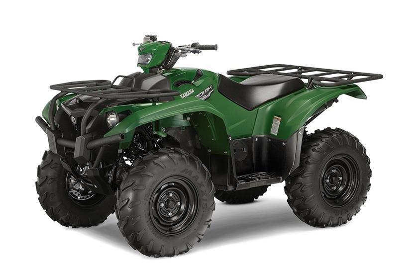 2017 Yamaha Kodiak 700 EPS in Belle Plaine, Minnesota