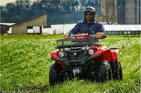 2017 Yamaha Kodiak 700 EPS in Jonestown, Pennsylvania