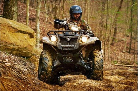 2017 Yamaha Kodiak 700 EPS in Coloma, Michigan