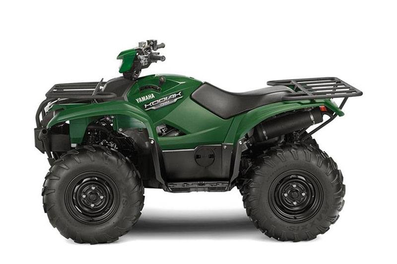 2017 Yamaha Kodiak 700 EPS in Denver, Colorado