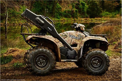 2017 Yamaha Kodiak 700 EPS in Hendersonville, North Carolina