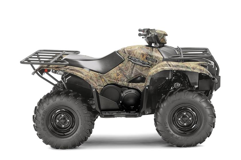 2017 Yamaha Kodiak 700 EPS in Lewiston, Maine
