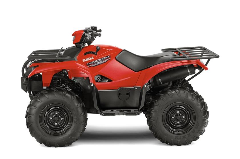 2017 Yamaha Kodiak 700 EPS in Keokuk, Iowa