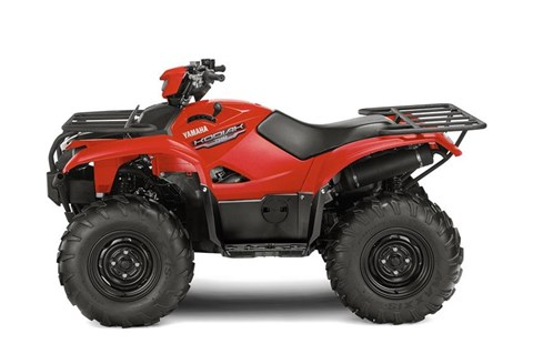 2017 Yamaha Kodiak 700 EPS in Pittsburgh, Pennsylvania