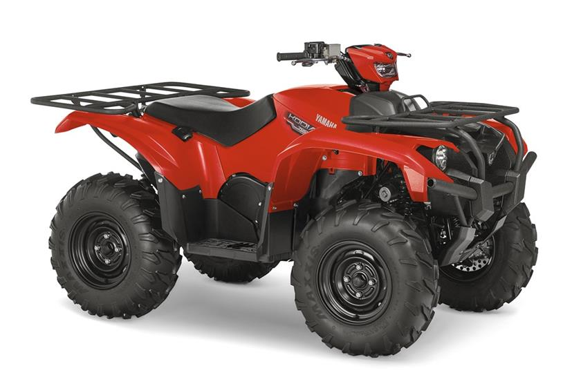 2017 Yamaha Kodiak 700 EPS in Hickory, North Carolina
