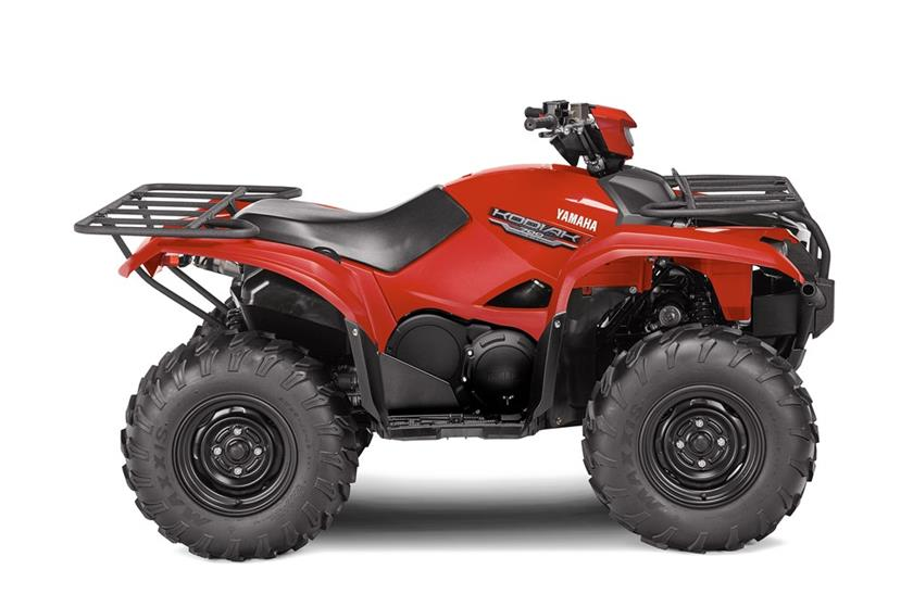 2017 Yamaha Kodiak 700 EPS in Merced, California