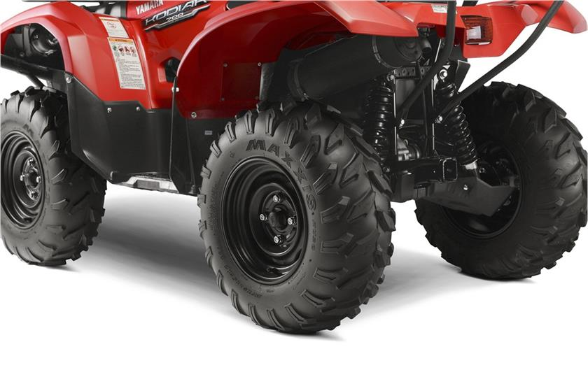 2017 Yamaha Kodiak 700 EPS in State College, Pennsylvania