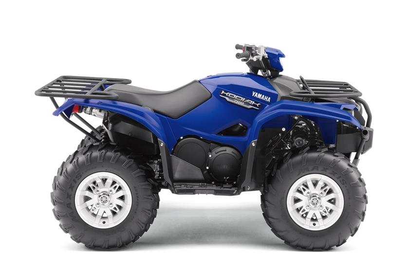 2017 Yamaha Kodiak 700 EPS in Albemarle, North Carolina