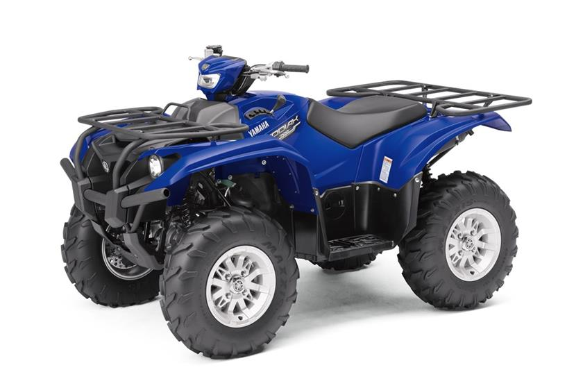 2017 Yamaha Kodiak 700 EPS in Saint Petersburg, Florida