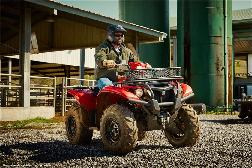 2017 Yamaha Kodiak 700 EPS in Elkhart, Indiana