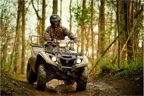 2017 Yamaha Kodiak 700 EPS in Tamworth, New Hampshire