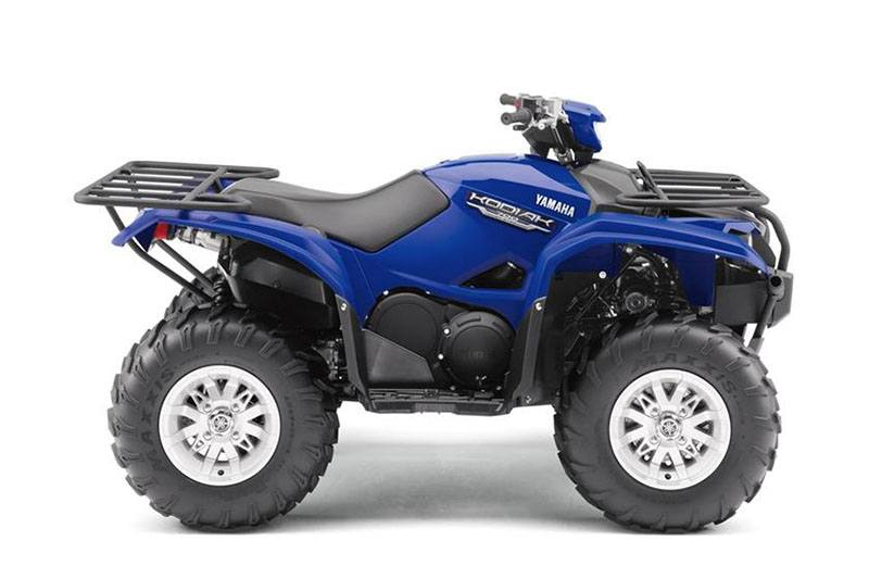 2017 Yamaha Kodiak 700 EPS in Simi Valley, California