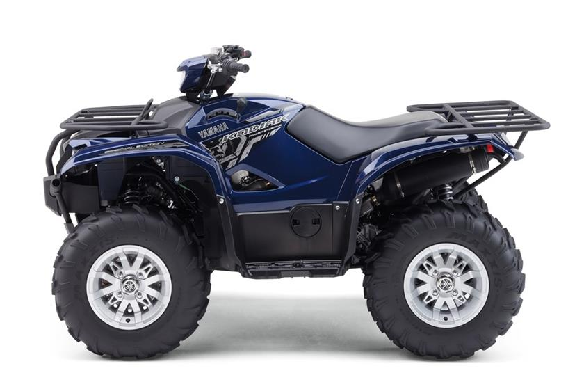 2017 Yamaha Kodiak 700 EPS SE in Phillipston, Massachusetts