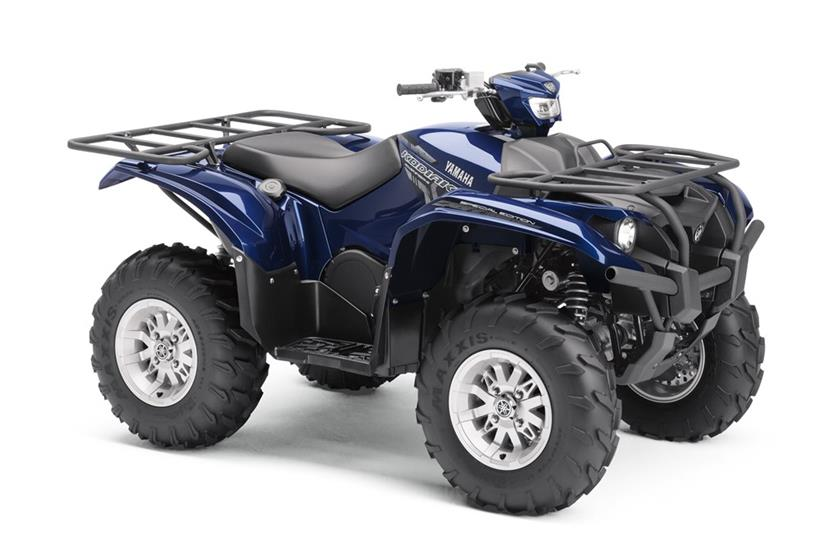 2017 Yamaha Kodiak 700 EPS SE in Wilkesboro, North Carolina