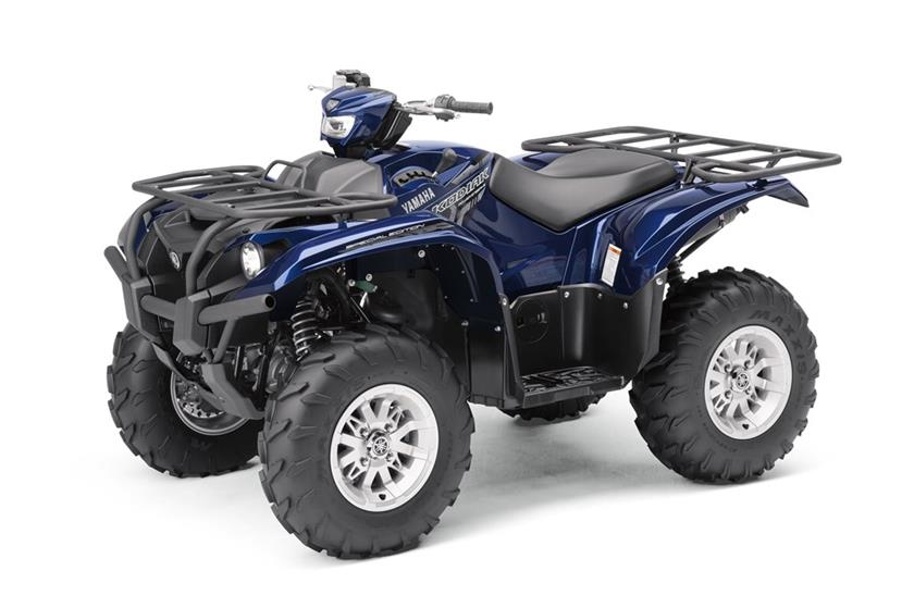 2017 Yamaha Kodiak 700 EPS SE in New Castle, Pennsylvania