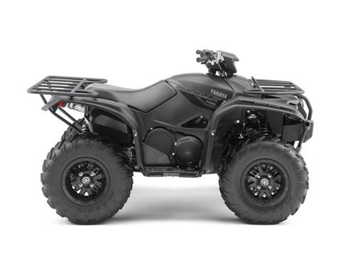 2017 Yamaha Kodiak 700 EPS SE in Danbury, Connecticut