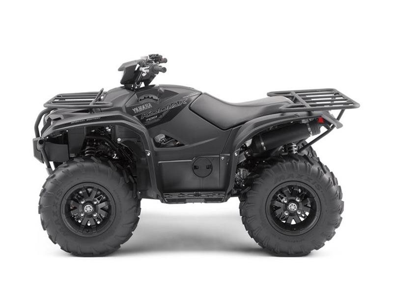 2017 Yamaha Kodiak 700 EPS SE in Miami, Florida