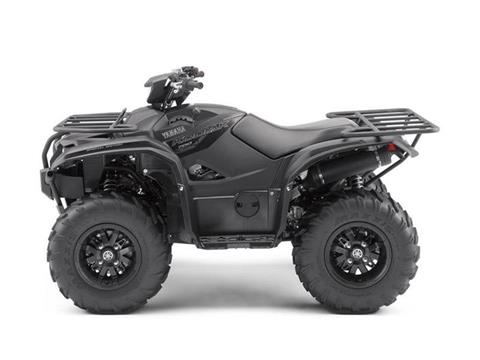 2017 Yamaha Kodiak 700 EPS SE in Springfield, Ohio
