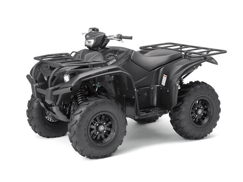 2017 Yamaha Kodiak 700 EPS SE in Pasadena, Texas