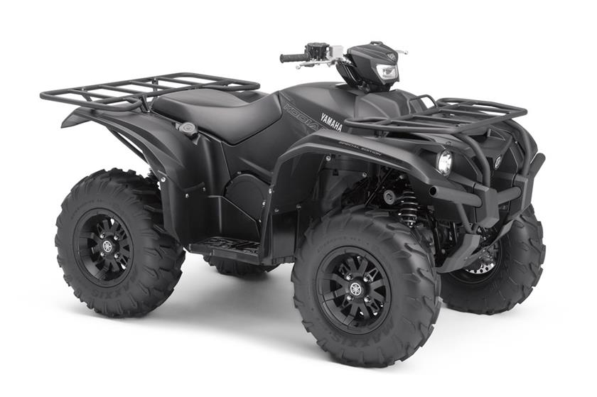 2017 Yamaha Kodiak 700 EPS SE in Marietta, Ohio