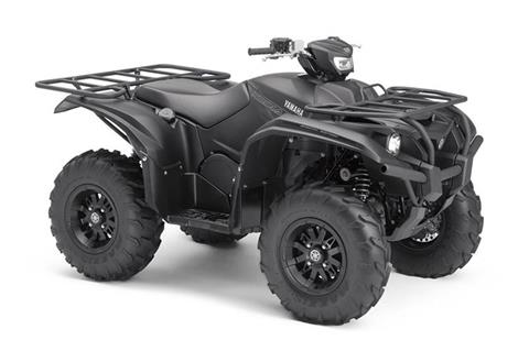 2017 Yamaha Kodiak 700 EPS SE in Clarence, New York