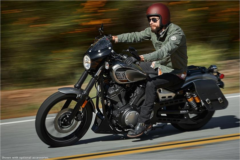 2017 Yamaha Bolt R-Spec in Derry, New Hampshire