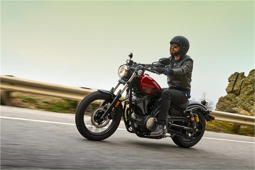 2017 Yamaha Bolt R-Spec in San Jose, California