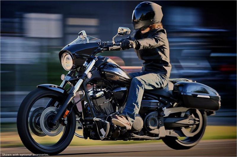 2017 Yamaha Raider in Simi Valley, California
