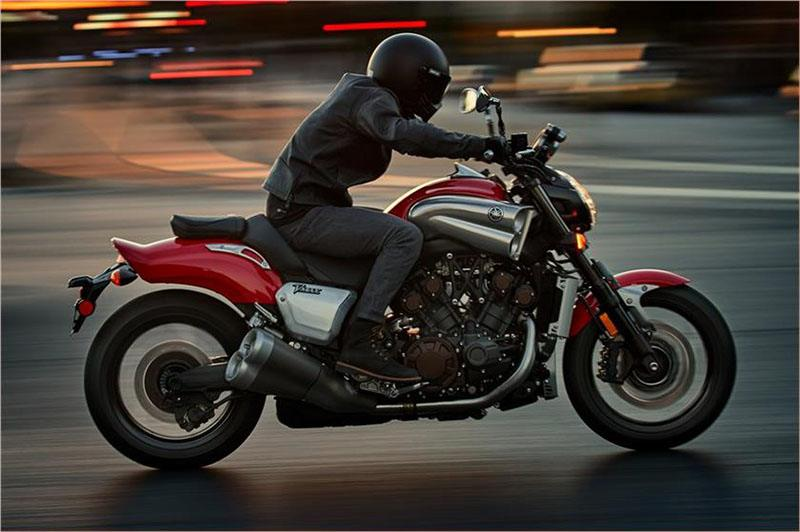 New 2017 yamaha vmax motorcycles in hobart in stock for Yamaha motorcycle dealers indiana