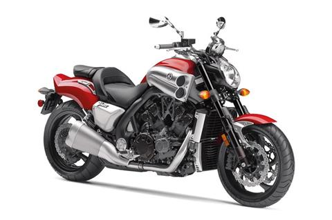 2017 Yamaha VMAX in Tamworth, New Hampshire