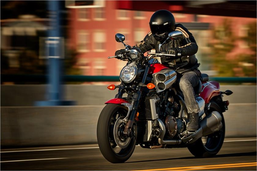 2017 Yamaha VMAX in San Jose, California