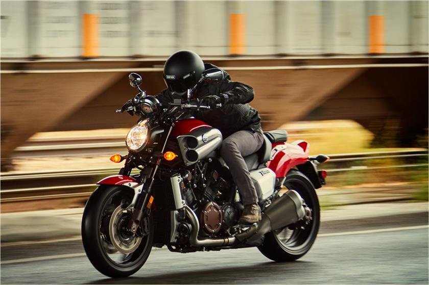 2017 Yamaha VMAX in Allen, Texas