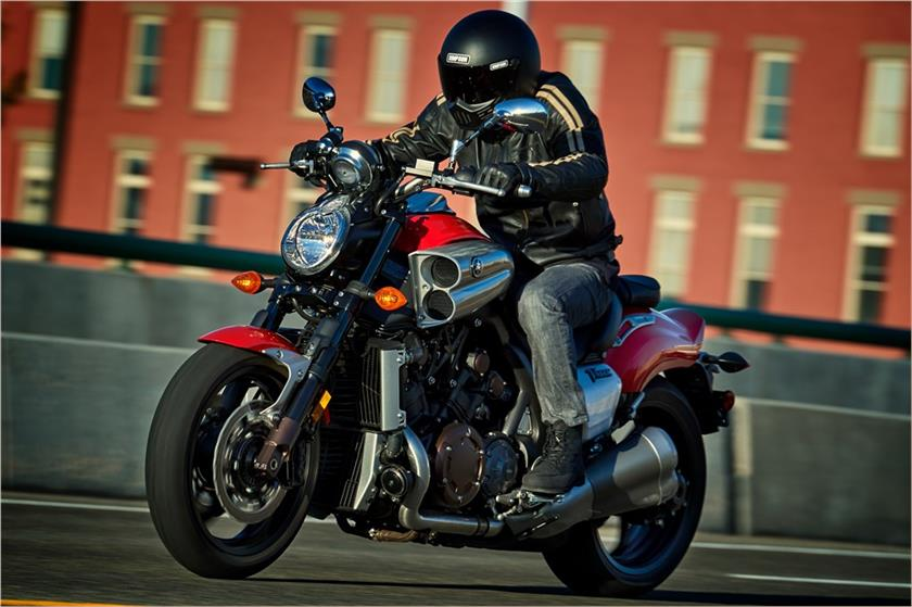 2017 Yamaha VMAX in Fairfield, Illinois