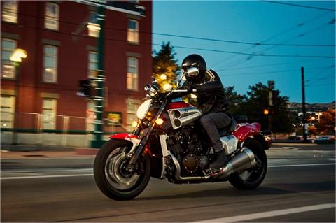 2017 Yamaha VMAX in Ottumwa, Iowa