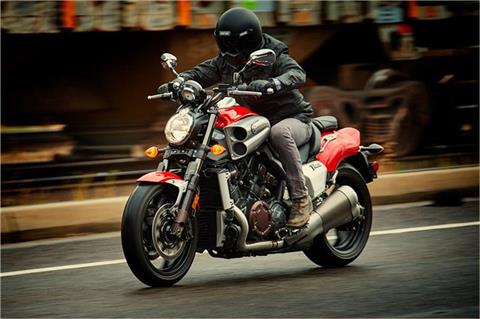 2017 Yamaha VMAX in Derry, New Hampshire