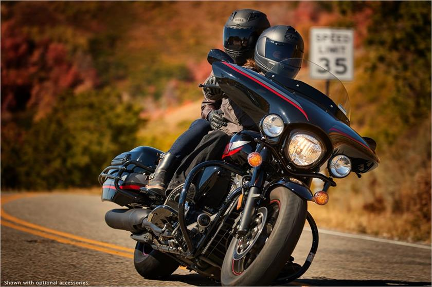 2017 Yamaha V Star 1300 Deluxe in Hickory, North Carolina