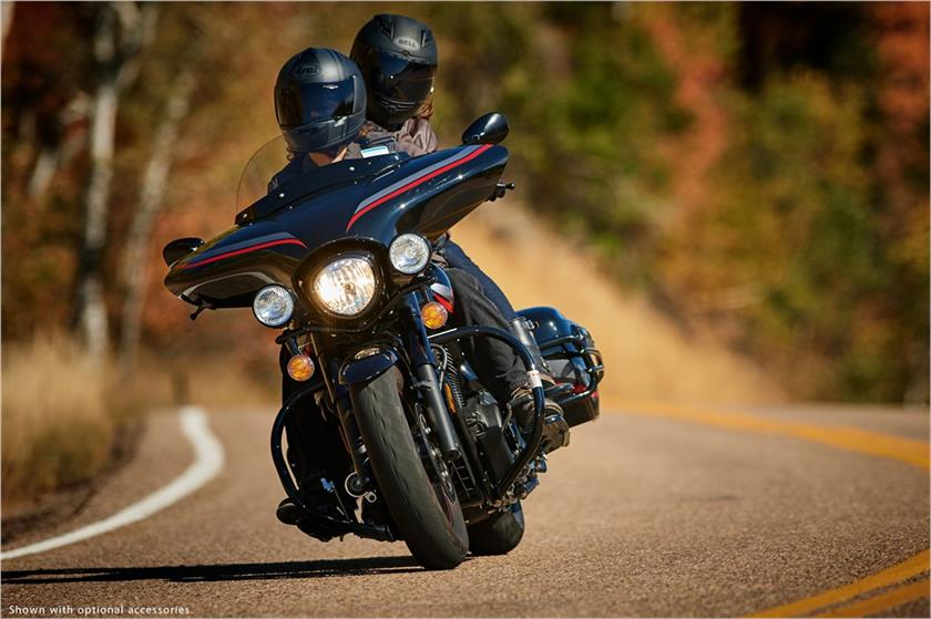 2017 Yamaha V Star 1300 Deluxe in Florence, Colorado