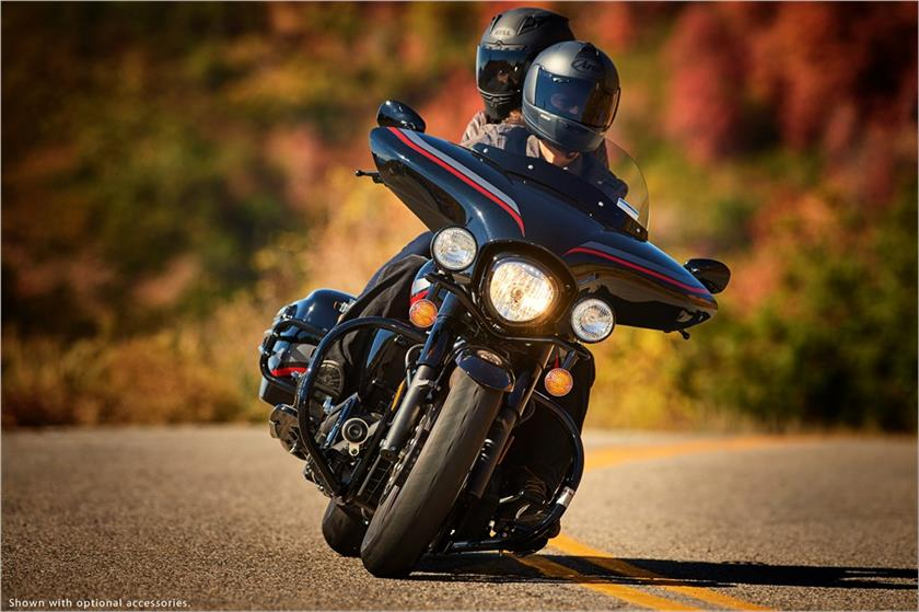 2017 Yamaha V Star 1300 Deluxe in Mineola, New York