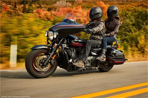 2017 Yamaha V Star 1300 Deluxe in Gunnison, Colorado